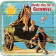 Guinness Horse & Cart cork backed drinks coaster  100mm x 100mm (sg)